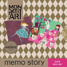 Memory Alice in Wonderland, Mon Petit Art