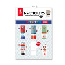NanStickers Robots, El Nan