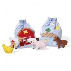 Storybag boerderij, Oskar & Ellen