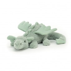 Knuffel Sage Dragon S, Jellycat