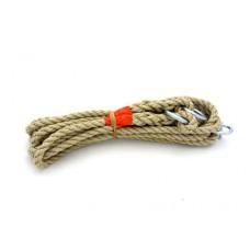 Nylon touw voor schommel, 2 meter