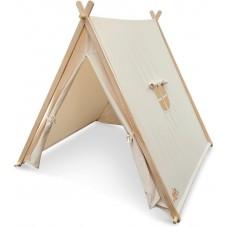Tent naturel, Kinderfeets