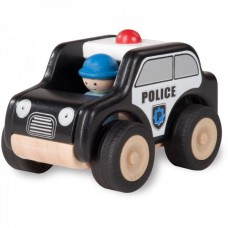 Houten politieauto, Wonderworld