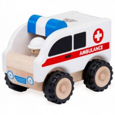 Houten ambulance, Wonderworld