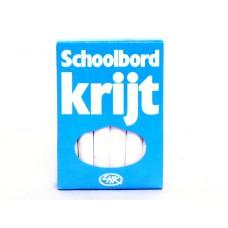 Schoolbordkrijt wit