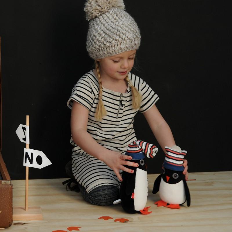 Pinguin Georges, Esthex