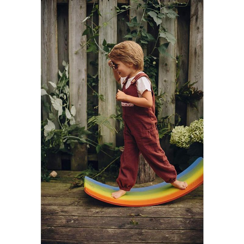 Balance board Regenboog, Kinderfeets