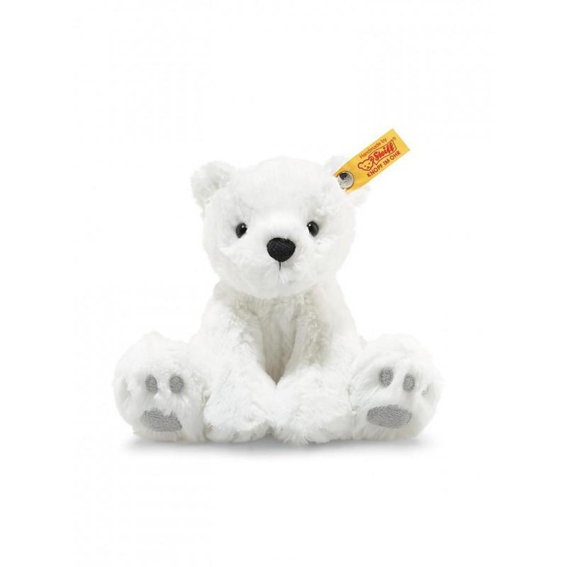 Lasse ijsbeer 18 cm, Steiff Soft Cuddly Friends