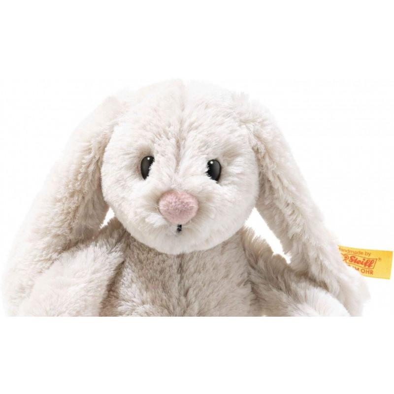 Konijn Hoppie 16 cm, Steiff Soft Cuddly Friends