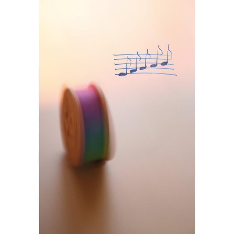 Muziekwiel regenboog, Grimm's
