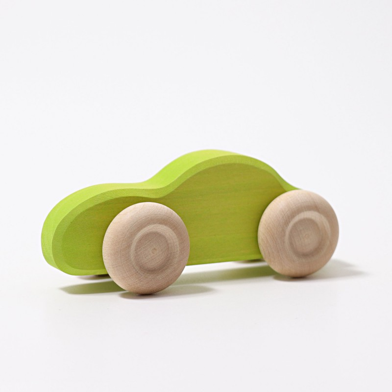 Houten auto's slimline, Grimm's