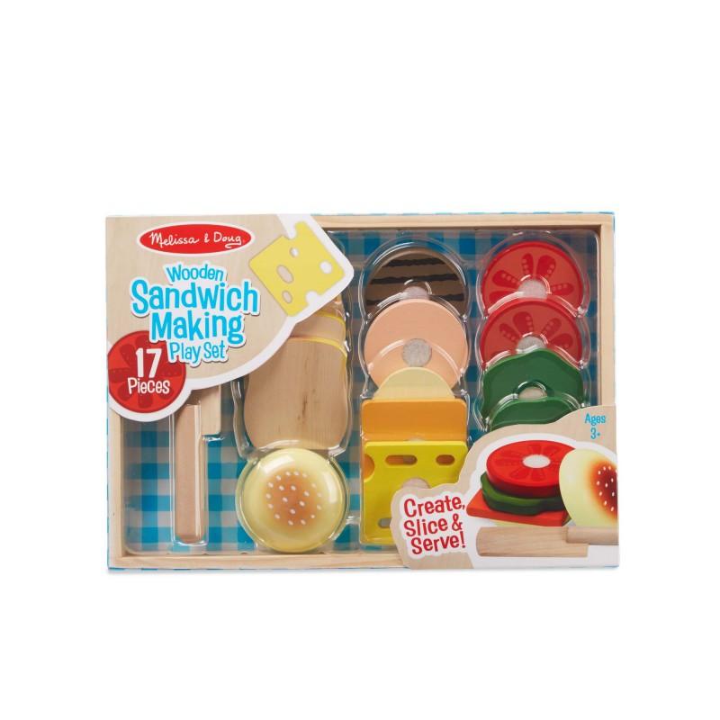Sandwich set, Melissa & Doug