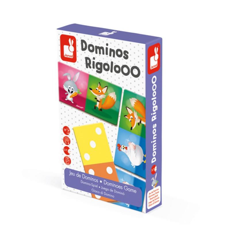 Domino Rigolooo, Janod