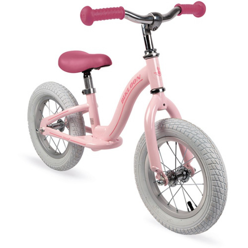 Vintage loopfiets Bikloon roze, Janod