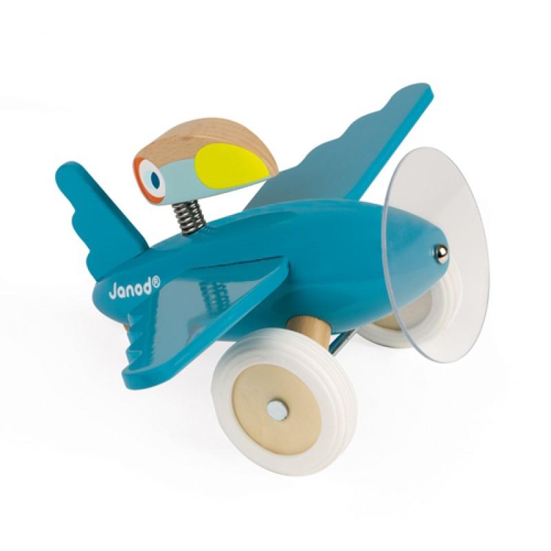 Vliegtuig Diego, Janod Spirit