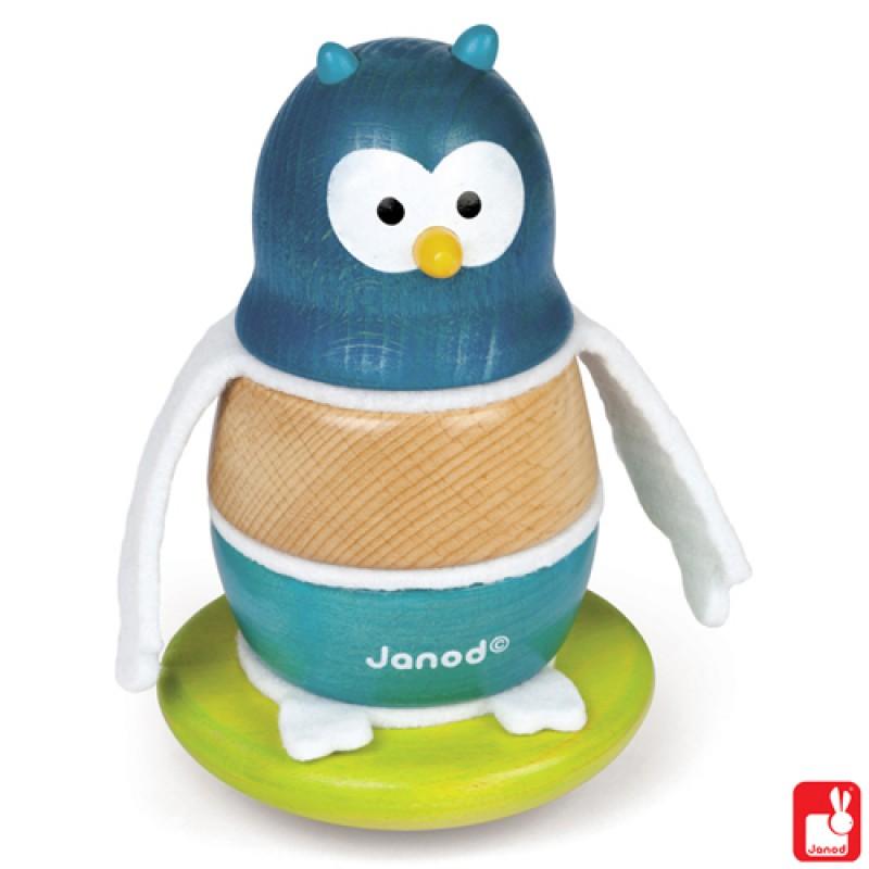 Stapeltuimelaar uil, Janod