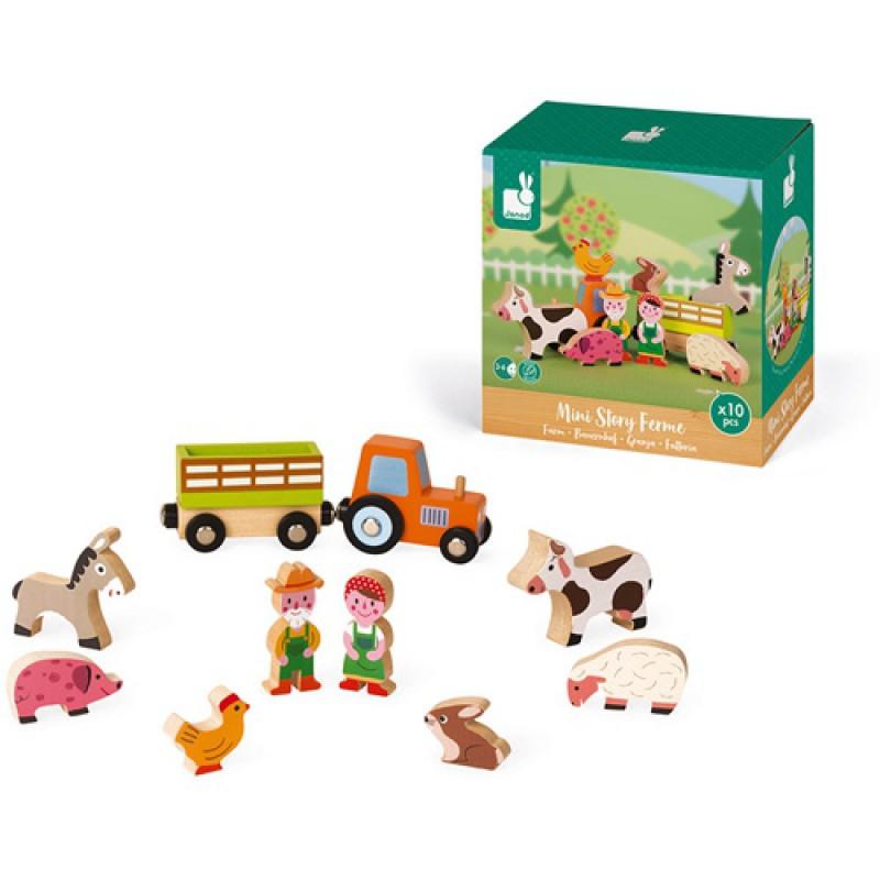 Story Mini boerderij, Janod