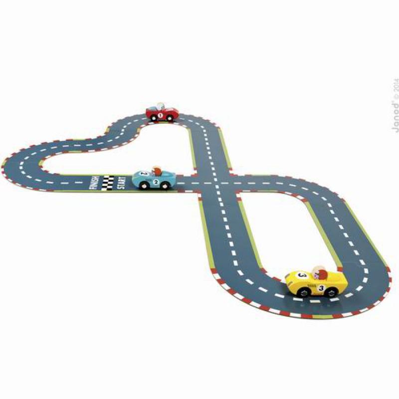 Draagbare racebaan Grand Prix, Janod