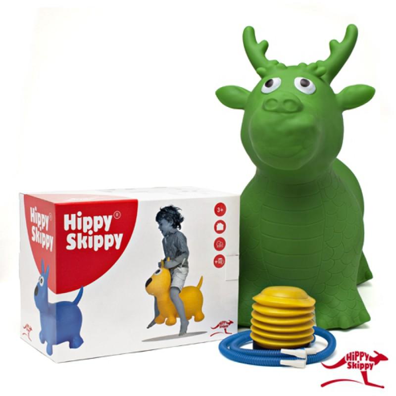 Groene draak, Hippy Skippy
