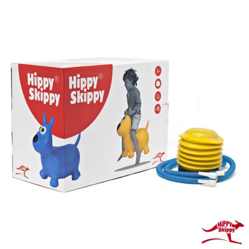 Hond rood, Hippy Skippy