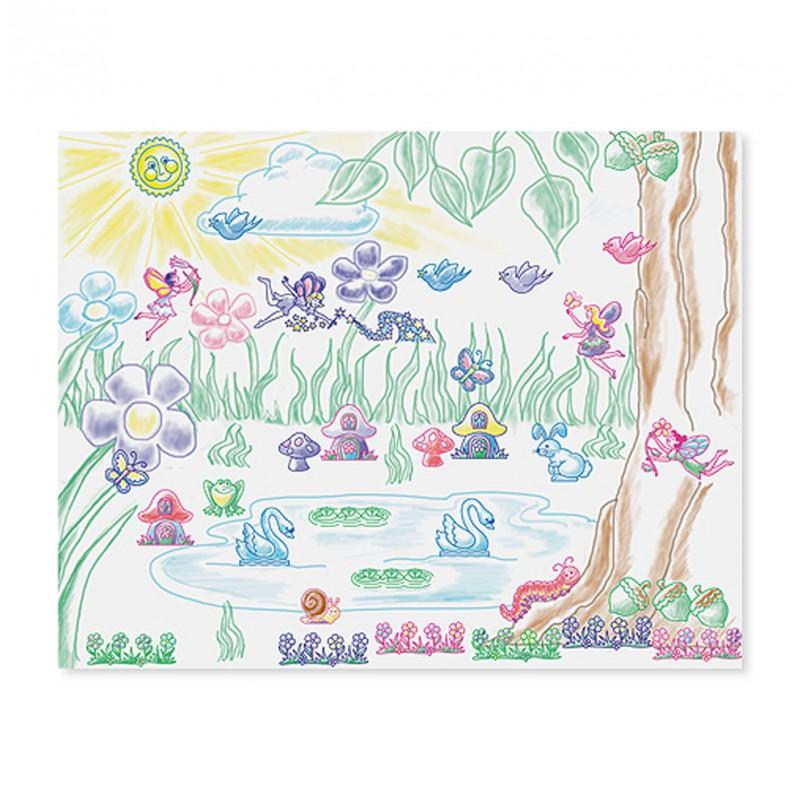 Stempelset Fairy Garden, Melissa & Doug