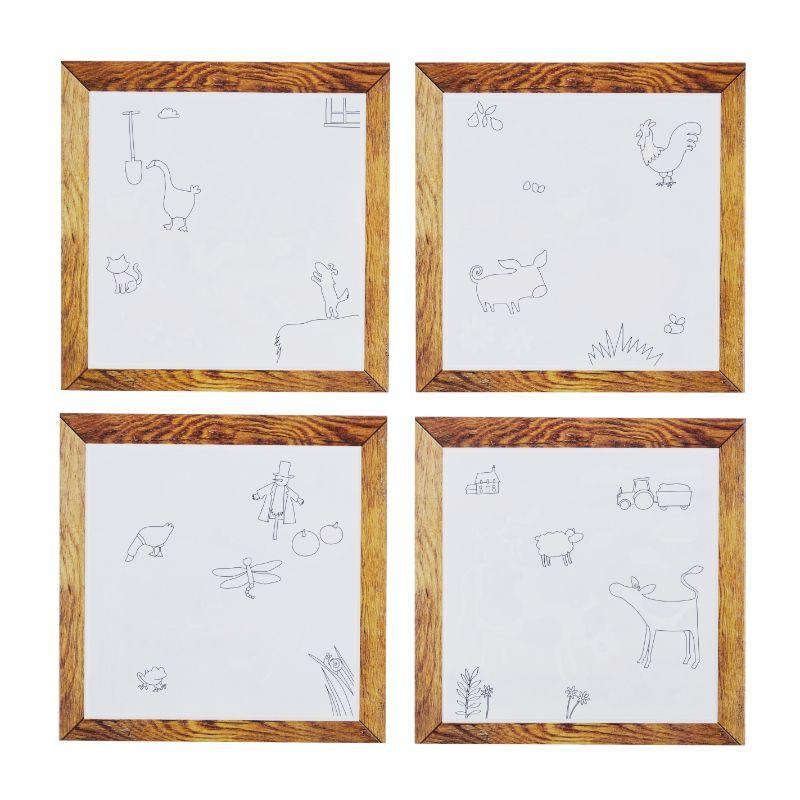 Schilderen met water Boerderij, Tiger Tribe