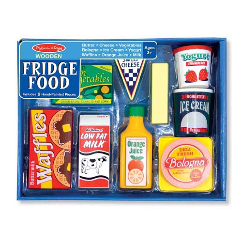 Speelset eten in de koelkast, Melissa & Doug