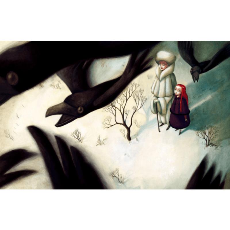 De kleine heks