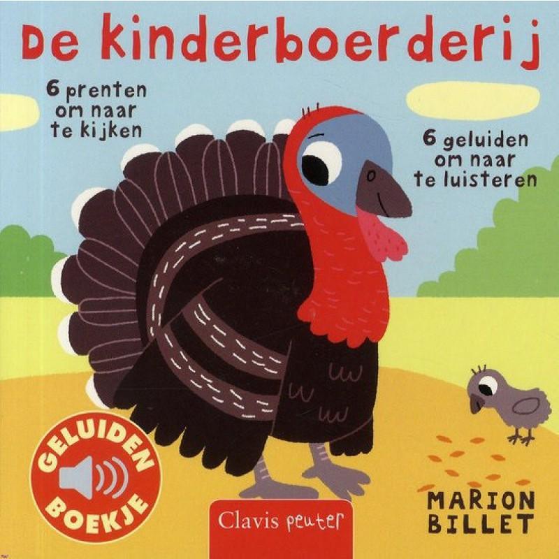 De Kinderboerderij geluidenboekje