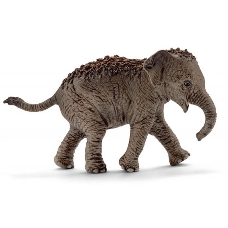 Aziatische olifant kalfje, Schleich