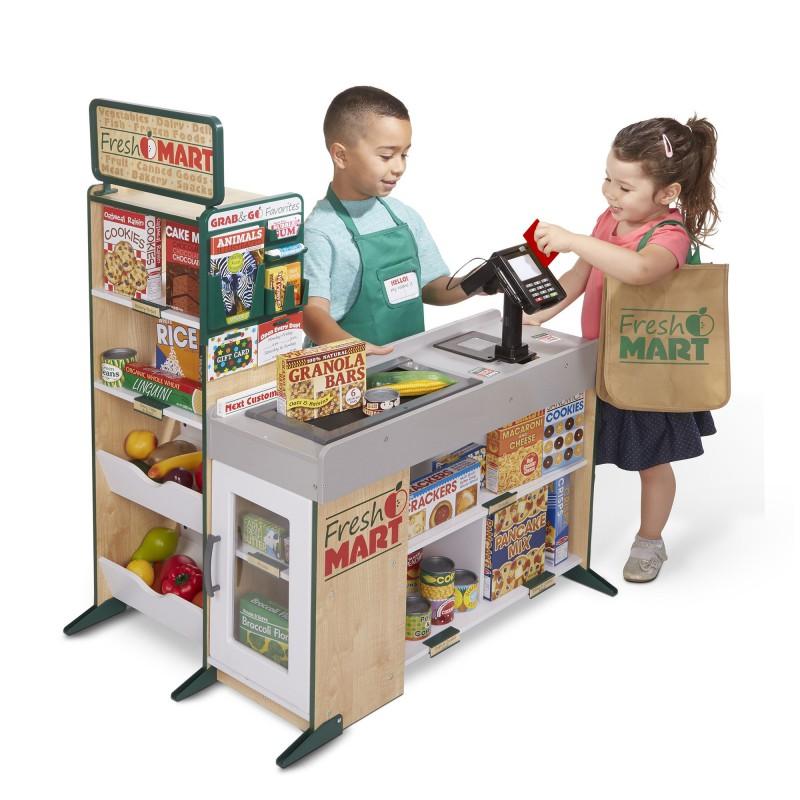 Supermarkt startset, Melissa & Doug