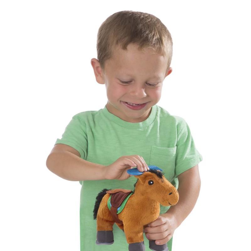 Paarden verzorgingsset, Melissa & Doug