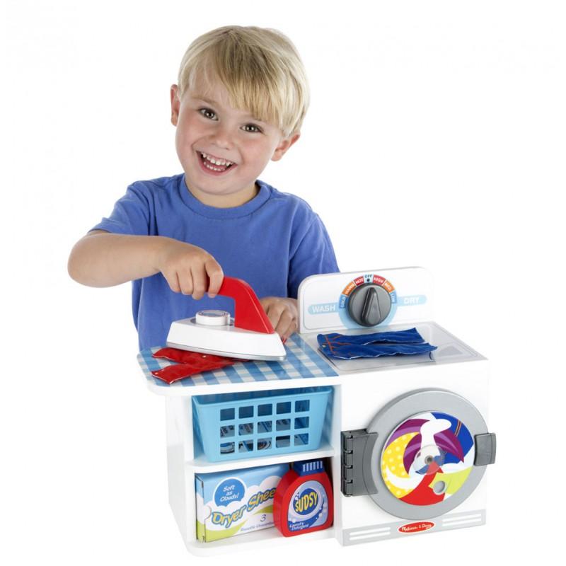 Wasmachine set, Melissa & Doug