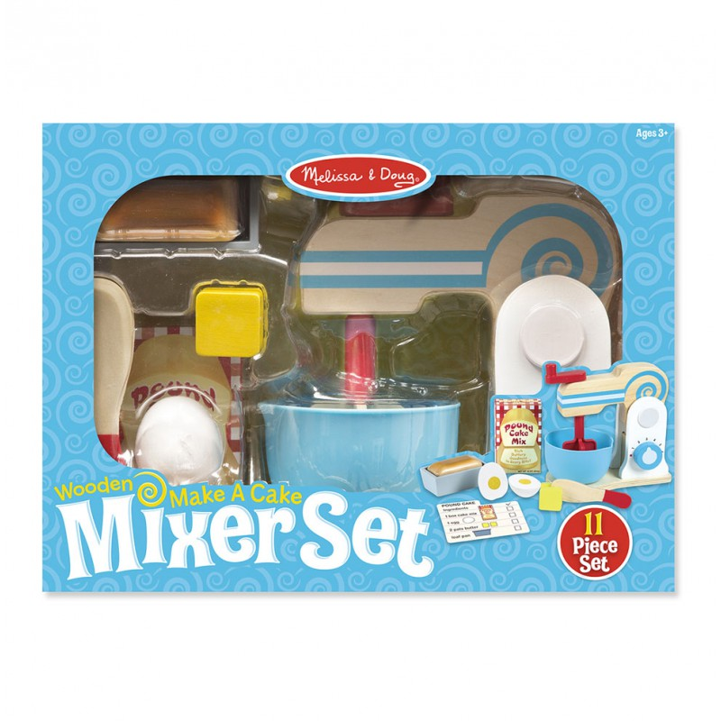 Mixer set, Melissa & Doug