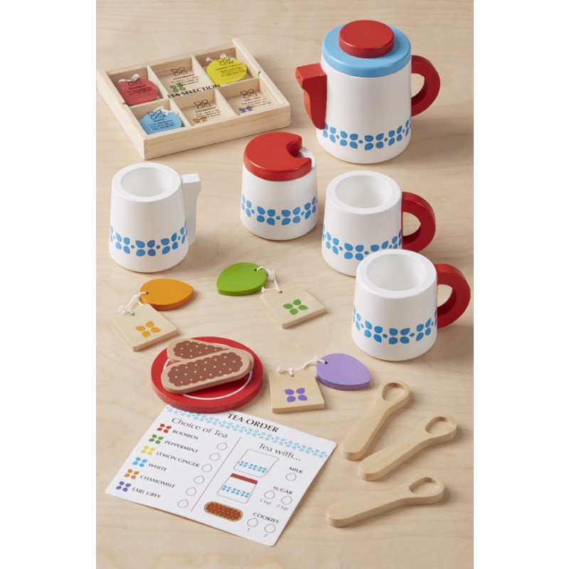 Thee set, Melissa & Doug
