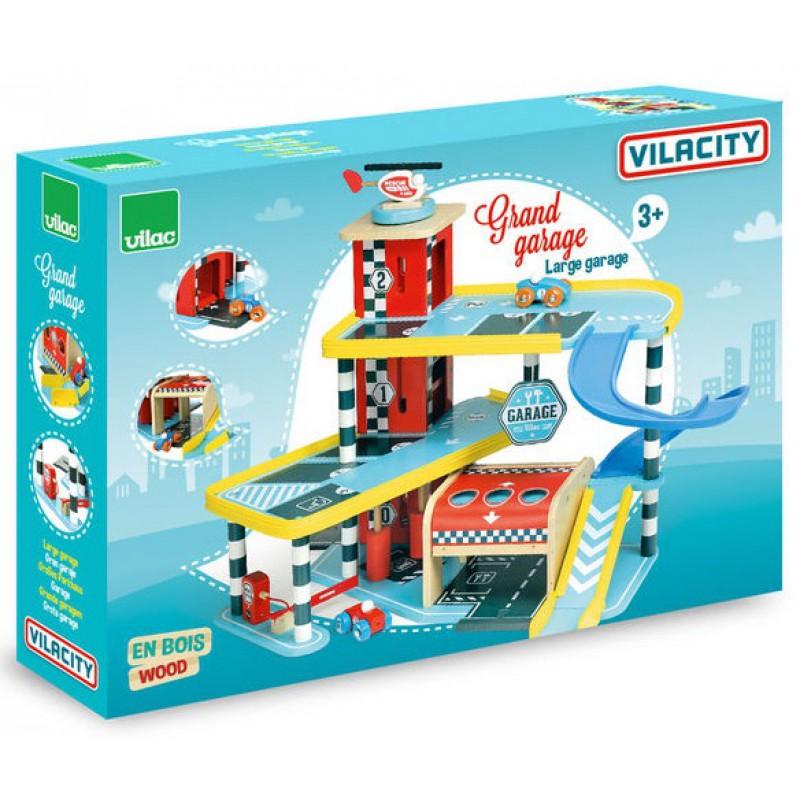 Grote Garage Vilacity, Vilac