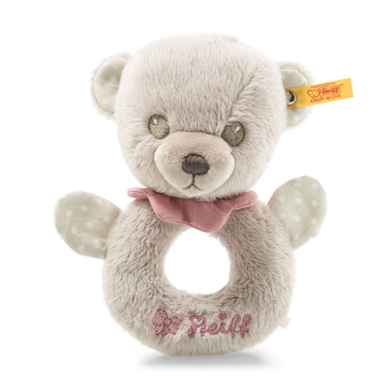 Hello Baby grijpbeer Lea, Steiff