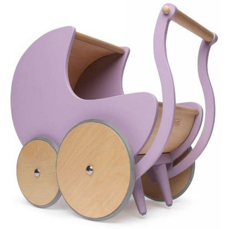 Poppenwagen Lavendel, Kinderfeets