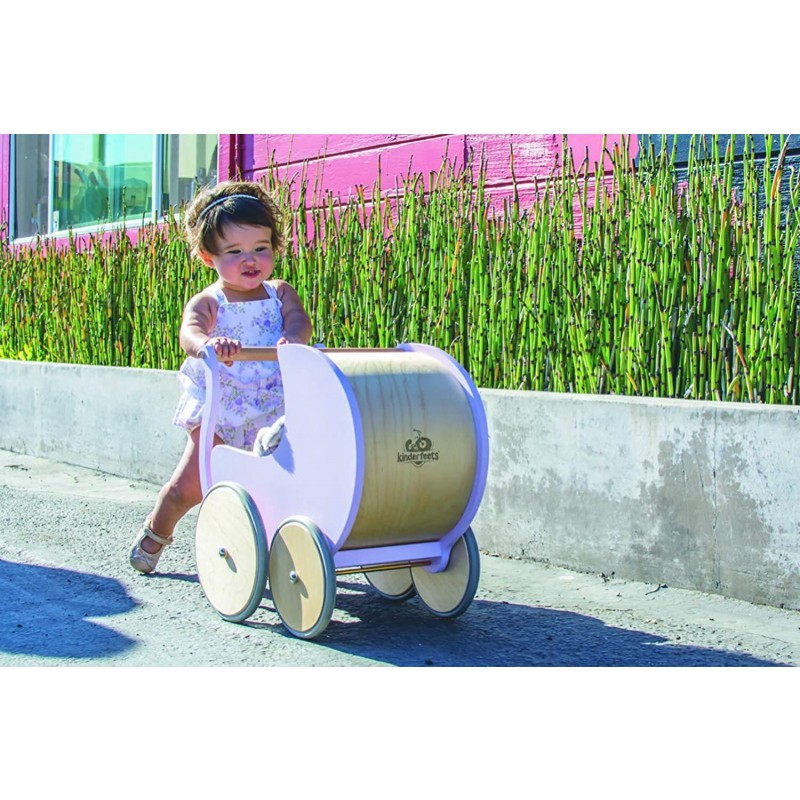 Poppenwagen Lavender, Kinderfeets