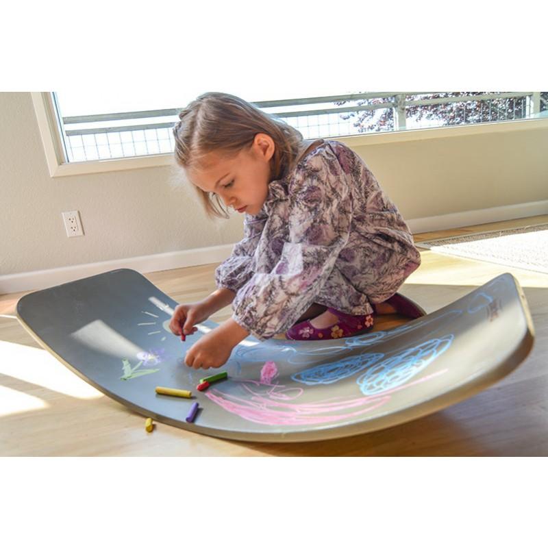 Balance board Krijtbord, Kinderfeets