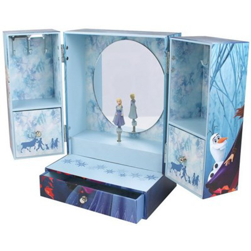 Ladekastje met muziek Elsa Frozen