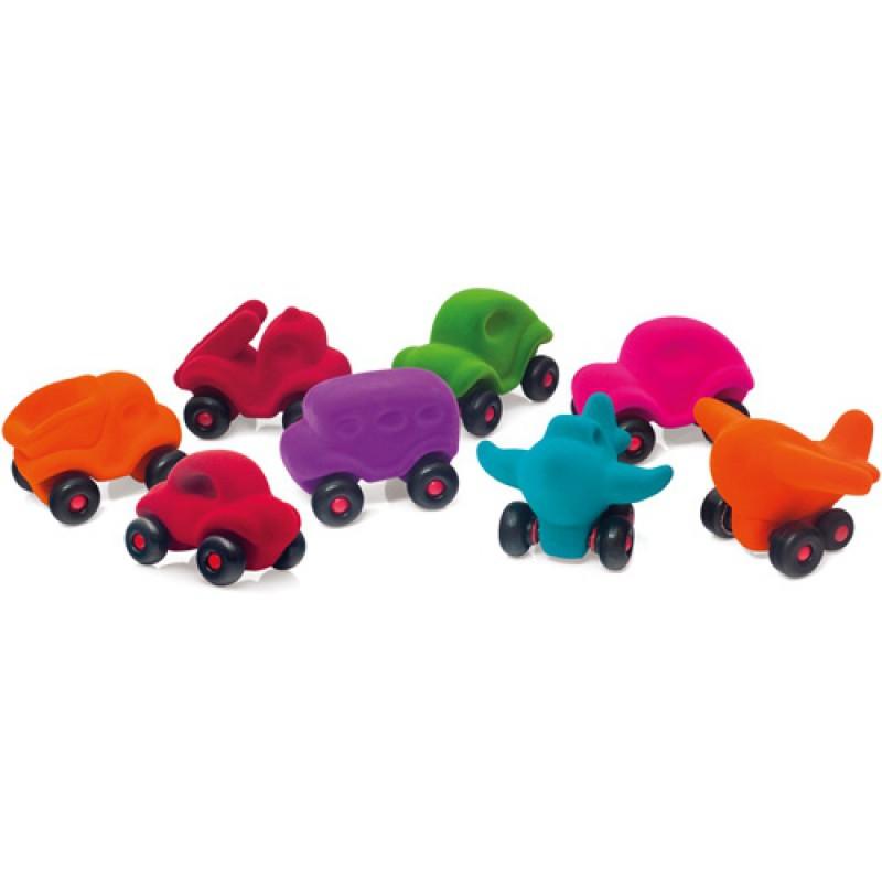 Kleine auto roze, Rubbabu