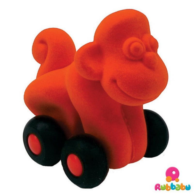 Aapje op wielen, Rubbabu