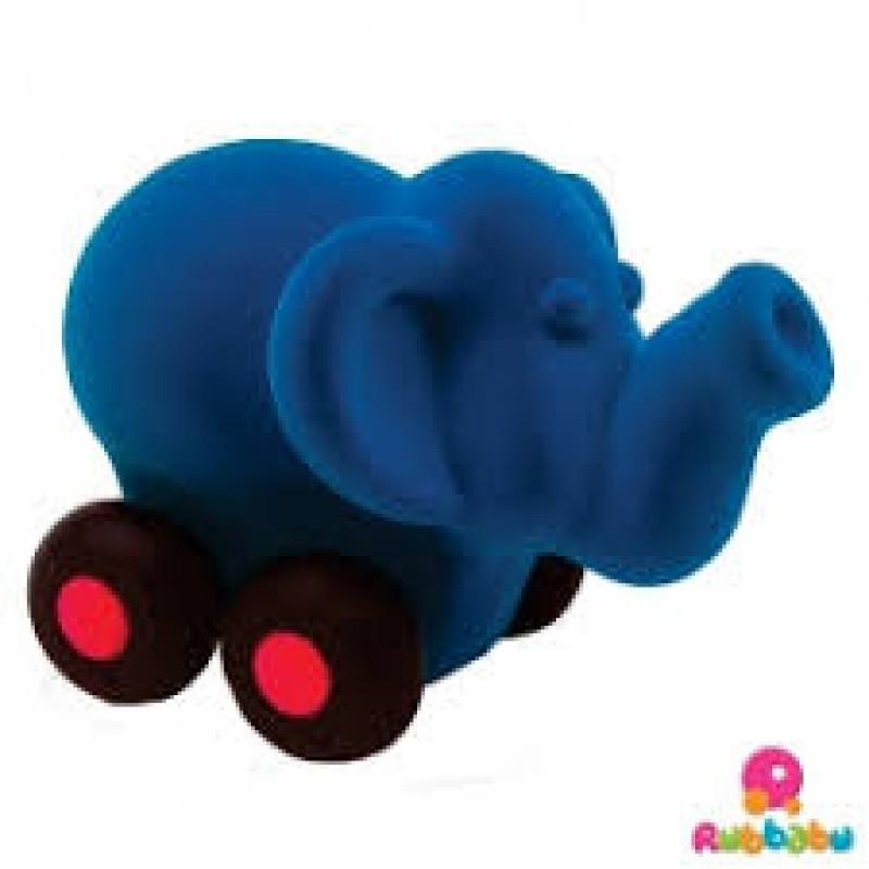 Olifant op wielen, Rubbabu