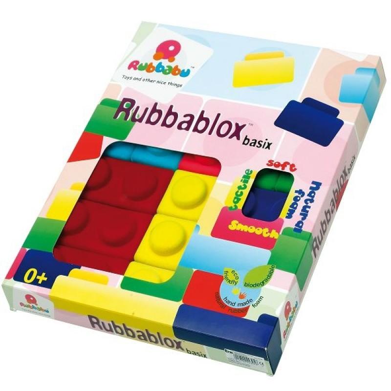 Rubbablox Basix blokken, Rubbabu