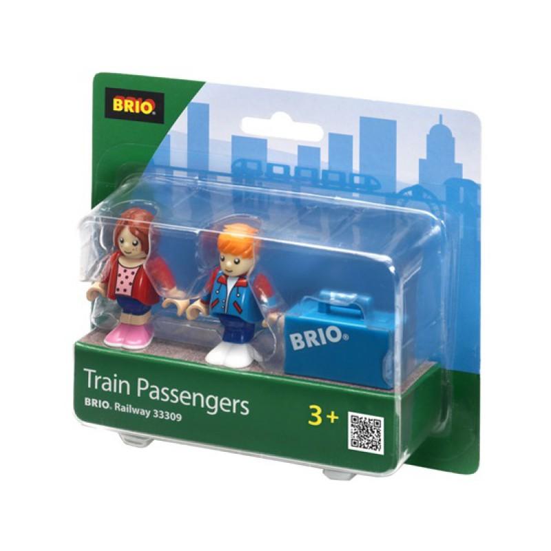 Trein passagiers, Brio