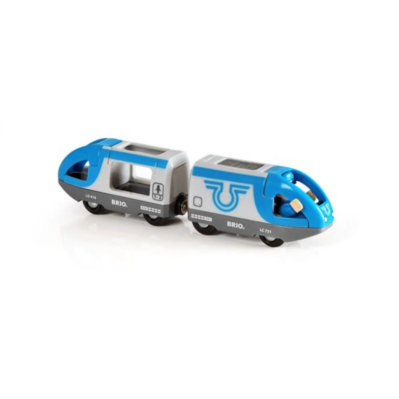 Travel Train op batterij, Brio
