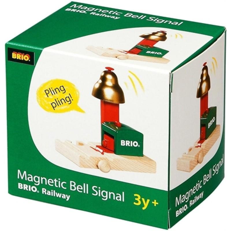 Magnetisch belsignaal, Brio
