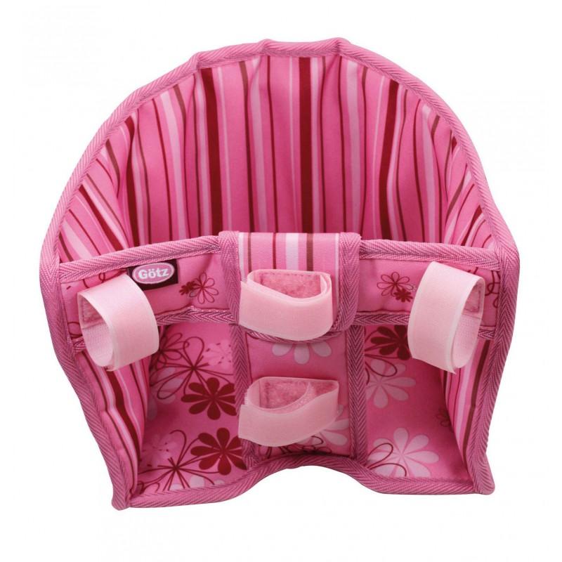 Fietsstoeltje pop Pretty Pink, Goetz