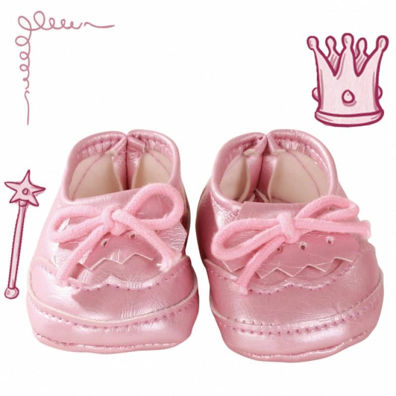 Roze veterschoentjes pop S, Goetz
